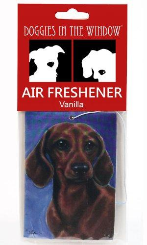 Doggies in the Window Dachshund Air Freshener, Vanilla