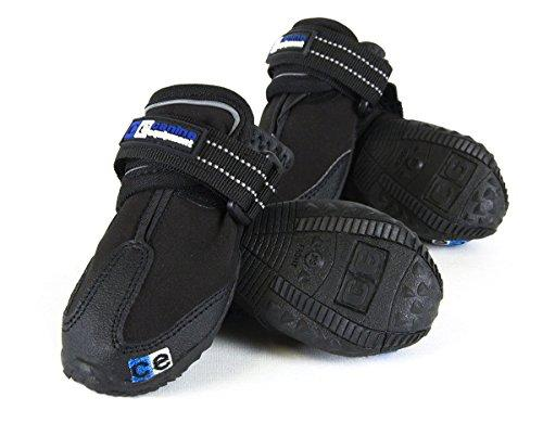 Canine Equipment Ultimate Trail Dog Boots, Large, Black