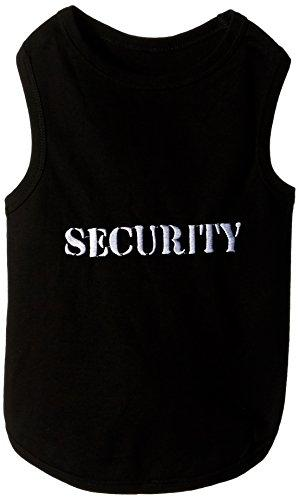 Parisian Pet Security Dog T-Shirt, XX-Large