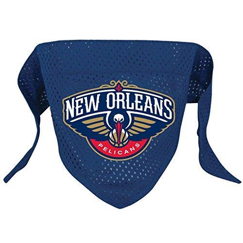 Hunter MFG New Orleans Hornets Mesh Dog Bandana, Large