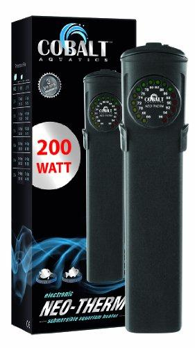 Cobalt Aquatics Neo-Therm Heater, 200 watt