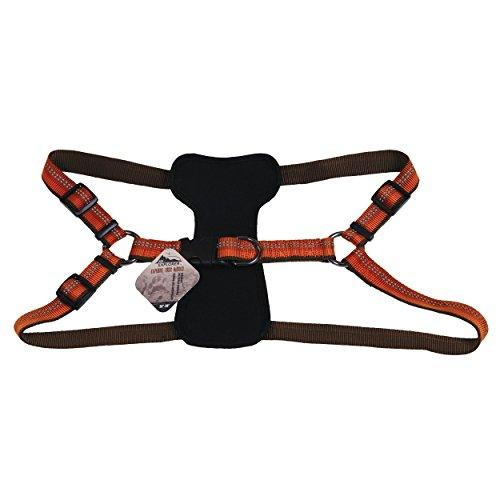 Coastal Pet Products DCP36946COG K9 Explorer 1-Inch Harness for Dogs, Large, Orange