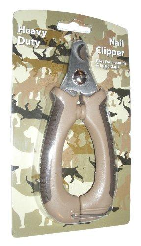 Enrych Heavy Duty Pet Nail Clipper, Camouflage