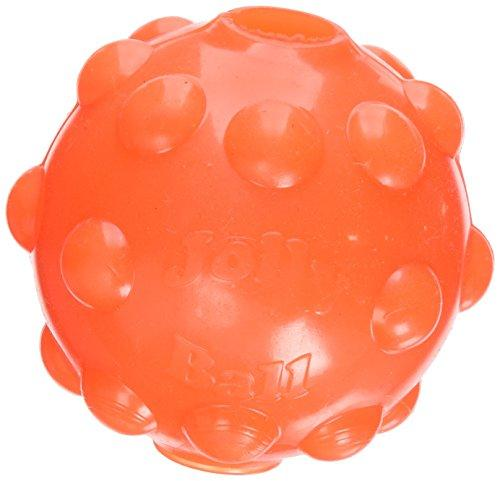 Jolly Pets 3-inch, Jolly Jumper, Orange