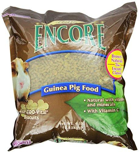 F.M.BROWNS Encore Classic Natural Guinea Pig Food