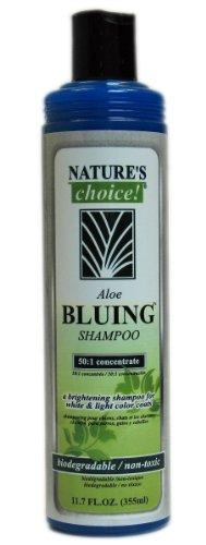 Natures Choice Aloe Bluing Shampoo 50:1 11.7 fl. oz.