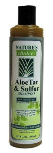 Natures Choice Aloe Tar & Sulfur Shampoo 50:1 11.7 fl. oz.