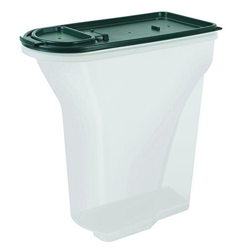 IRIS Premium Airtight Pet Food Storage Containers, Green