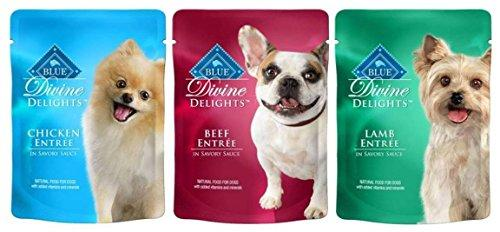 Blue Buffalo Divine Delights Variety Pack (6 pouches total)