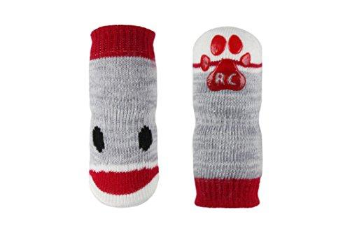 RC Pet Products Pawks Dog Socks, XX-Small, Puppet