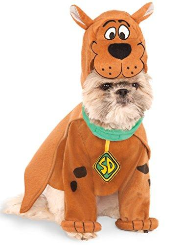 Scooby Doo Pet Suit, Small