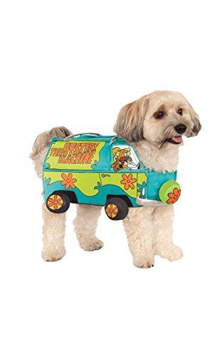Scooby-Doo The Mystery Machine Pet Suit, Large