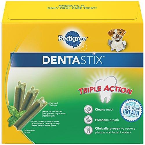Pedigree Dentastix Fresh Large Treats For Dogs - 1.52 Pounds 28 Treats