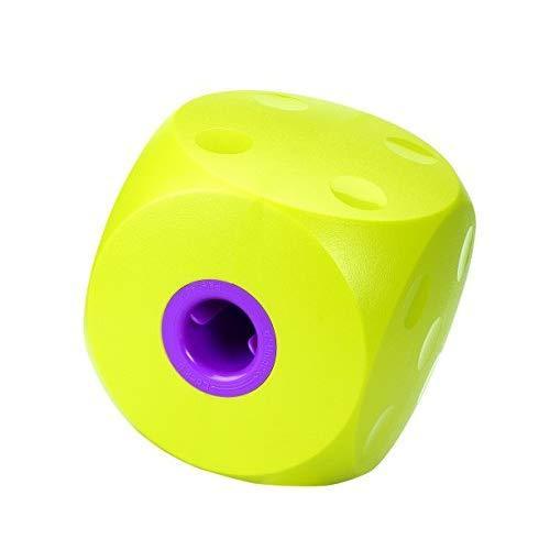 Kruuse Buster Mini Cube Feeder, Lime