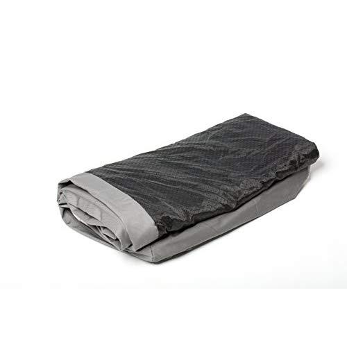 Petfusion Replacement Cover For Ultimate Dog Lounge (X-Large, Slate Gray)