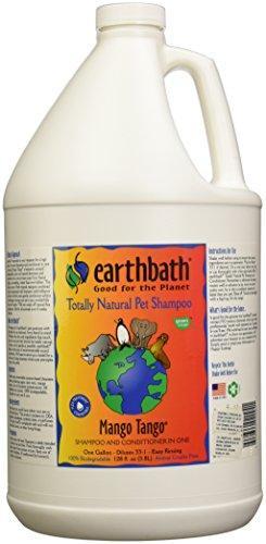Earthbath Mango Tango Concentrated Shampoo, 1-Gallon