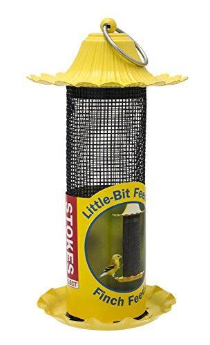 Stokes Select 38194 Bird Feeder, Yellow