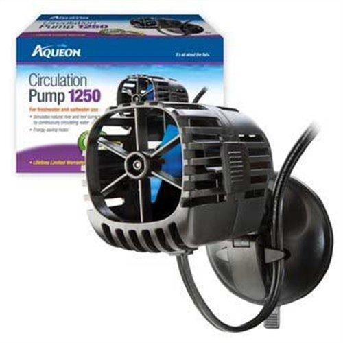 Aqueon Aquarium Circulation Pump, 1, 250 GPH, 7-1/2-Watt