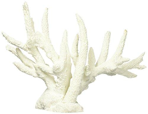 Deep Blue Professional Adb80092 Staghorn Coral For Aquarium, 13.5 By 4.5 By 9.5-Inch
