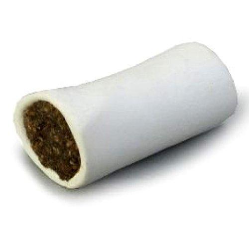 Small Cheese Stuffed Shin Bone Dog Treat [Set Of 24]