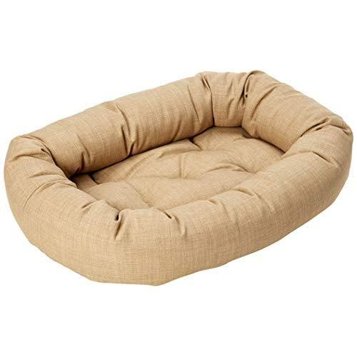 Bowsers Donut Bed, Medium, Flax