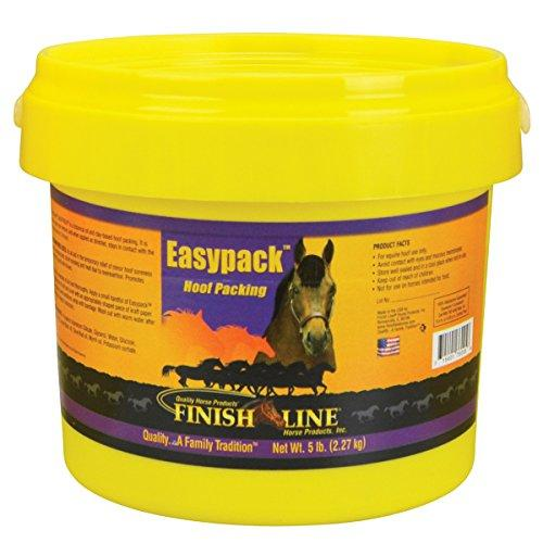 Finish Line 129081 Easypack Hoof Packing, 5 Lb