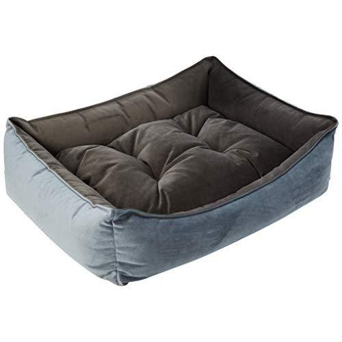 Bowsers Scoop Bed, Large, Aubergine