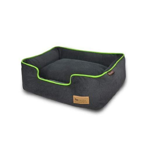 Urban Plush Lounge Bed, Medium, Lime