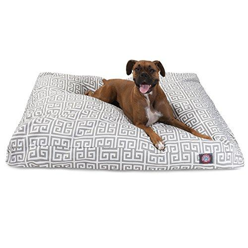Majestic Pet Towers Rectangle Pet Bed - Gray - X-Large