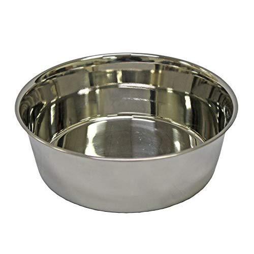 Fuzzy Puppy Pet Products Hd-2Q Heavy Duty Dog Bowl, 2 Quart