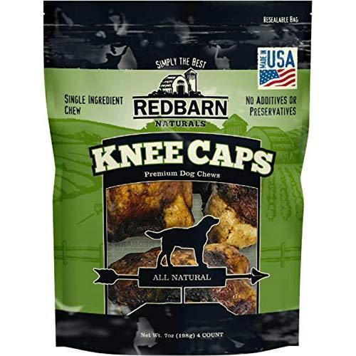 Redbarn Naturals Knee Caps 4Pk