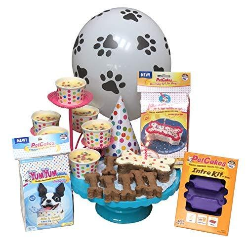 Pet Party2Go! For 6 Dogs P2G-D6 Petcakes For Dogs Pet Party, Serves 6 Dogs (Pack Of 6)
