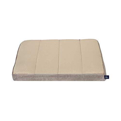 Serta Crate Mat, Grey, Large