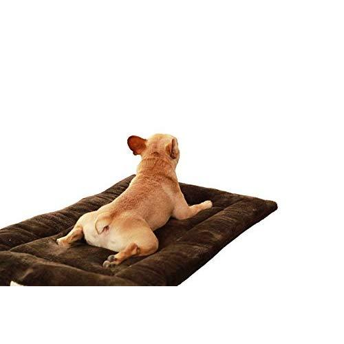 Townhouse Reversible Pet Pillow Crate Pad Bed,Machine Wash,Dryer Friendly,Pad Dog Crate Pad Pet Bed For Large Dogs/Cats