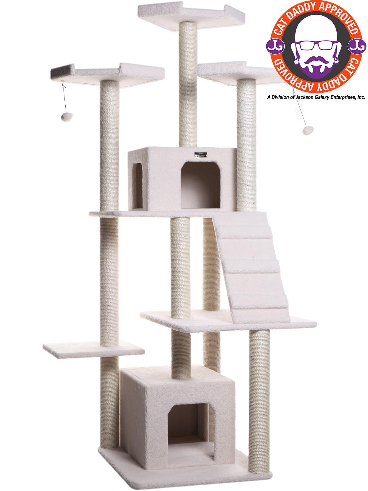 Armarkat Cat Tree Model B8201, ivry