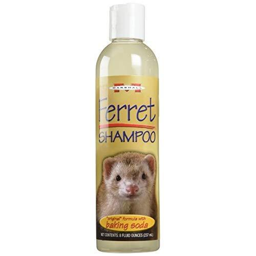 Ferret Shampoo - No-Tears Formula With Aloe Vera(Pack Of 1)
