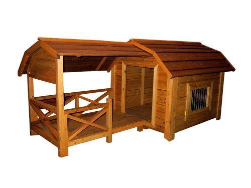 The Barn Wood Pet House