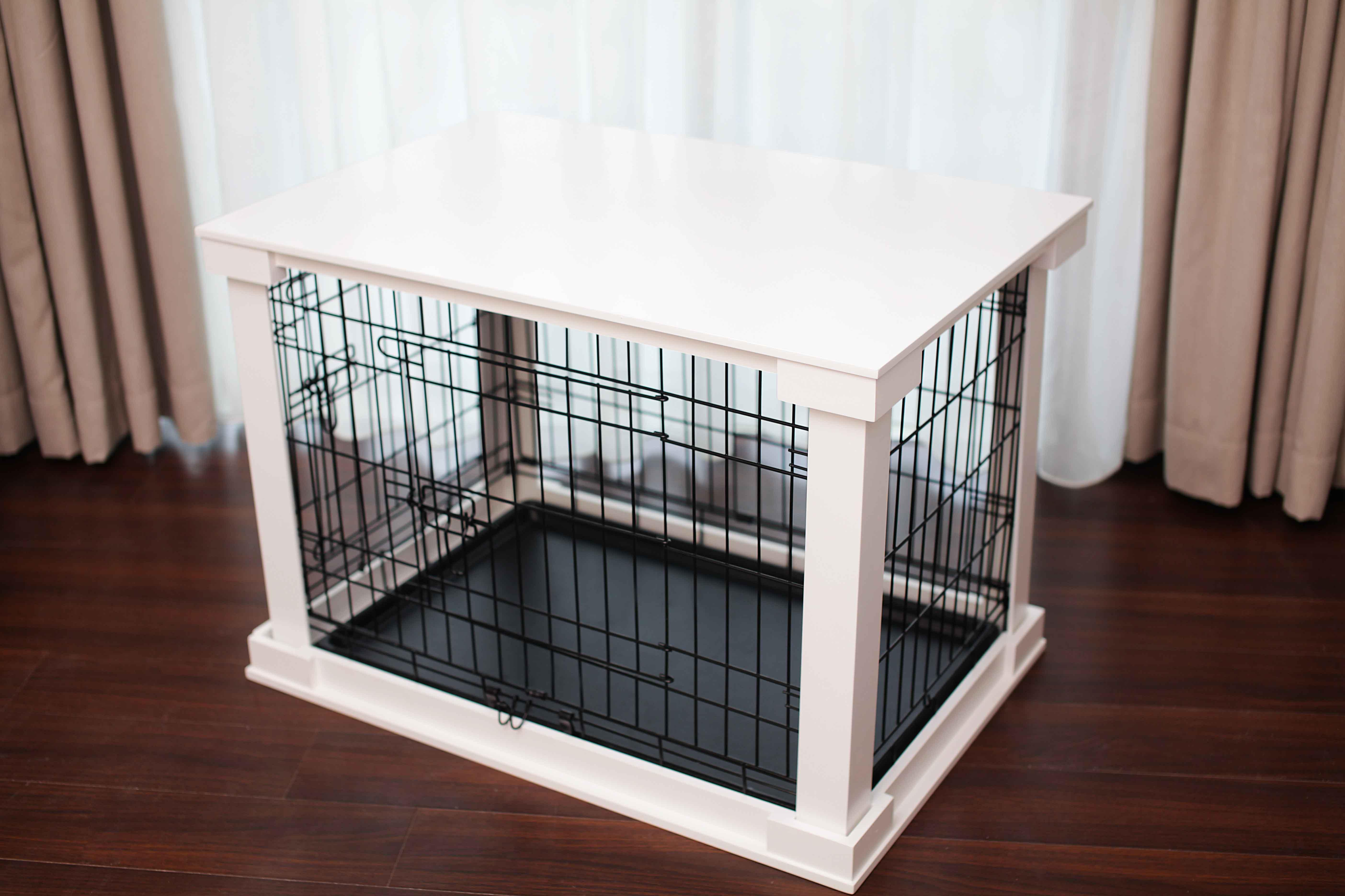 Cage with Crate Cover Medium