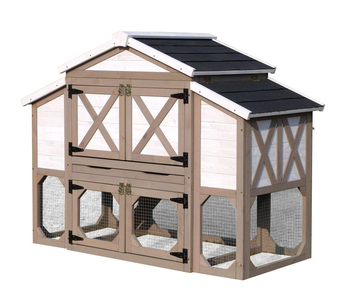 Country Style Chicken Coop