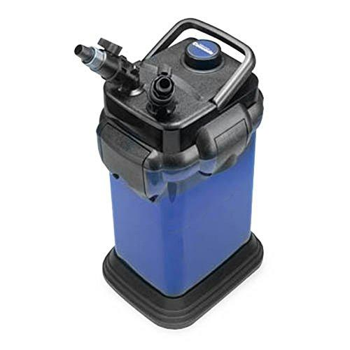 Cascade Ccf4Ul Canister Filter For Large Aquariums And Fish Tanks - Up To 150 Gallons, Filters 315 Gph