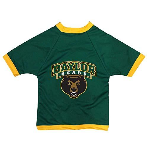 Ncaa Baylor Bears Collegiate Athletic Mesh Dog Jersey (Small)