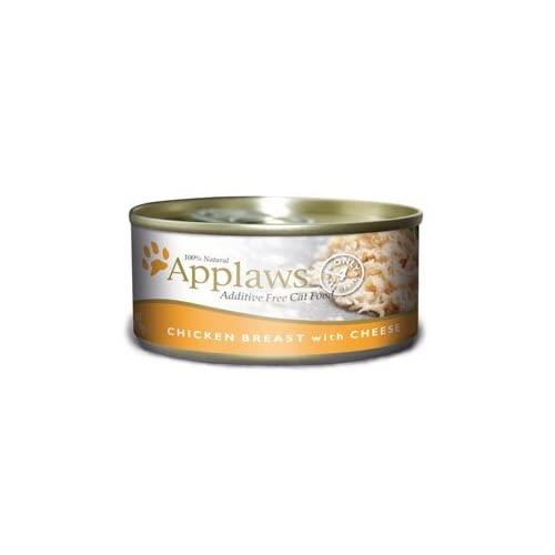 Applaws Chicken Breast with Cheese Canned Cat Food 5.5oz (24 in case)