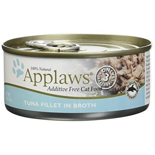 Applaws Tuna Fillet Canned Cat Food 5.5oz (24 in case)