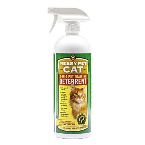Messy Pet Cat 4-In-1 Pet Training Deterrent, 27.05 Oz.